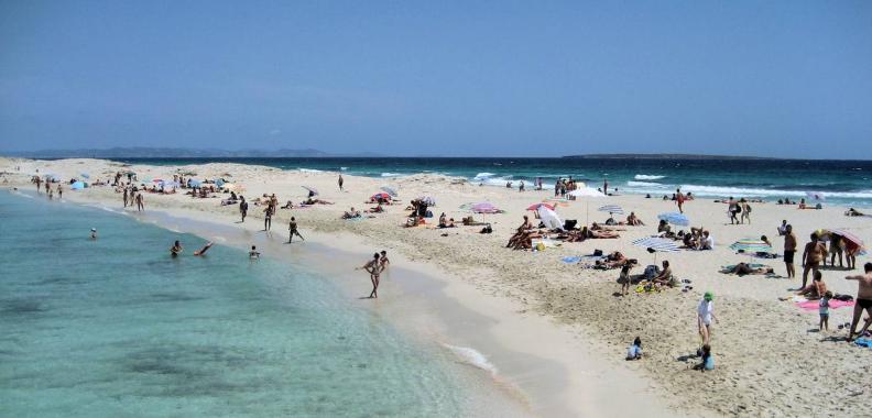 La mejor playa de Europa está en Formentera