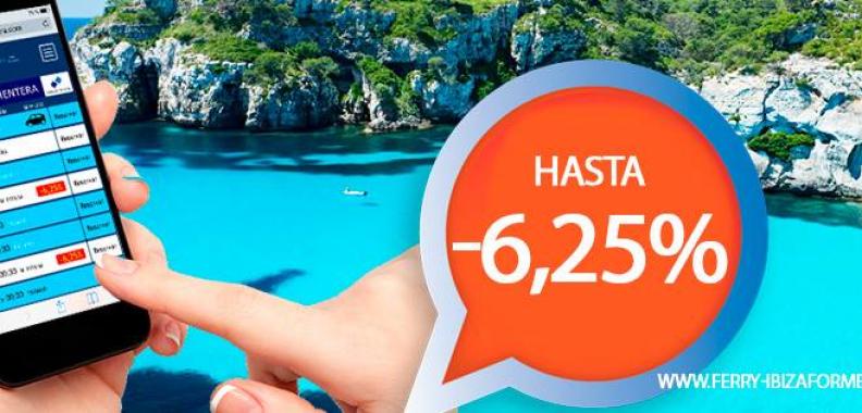 Navieras ruta Ibiza – Formentera